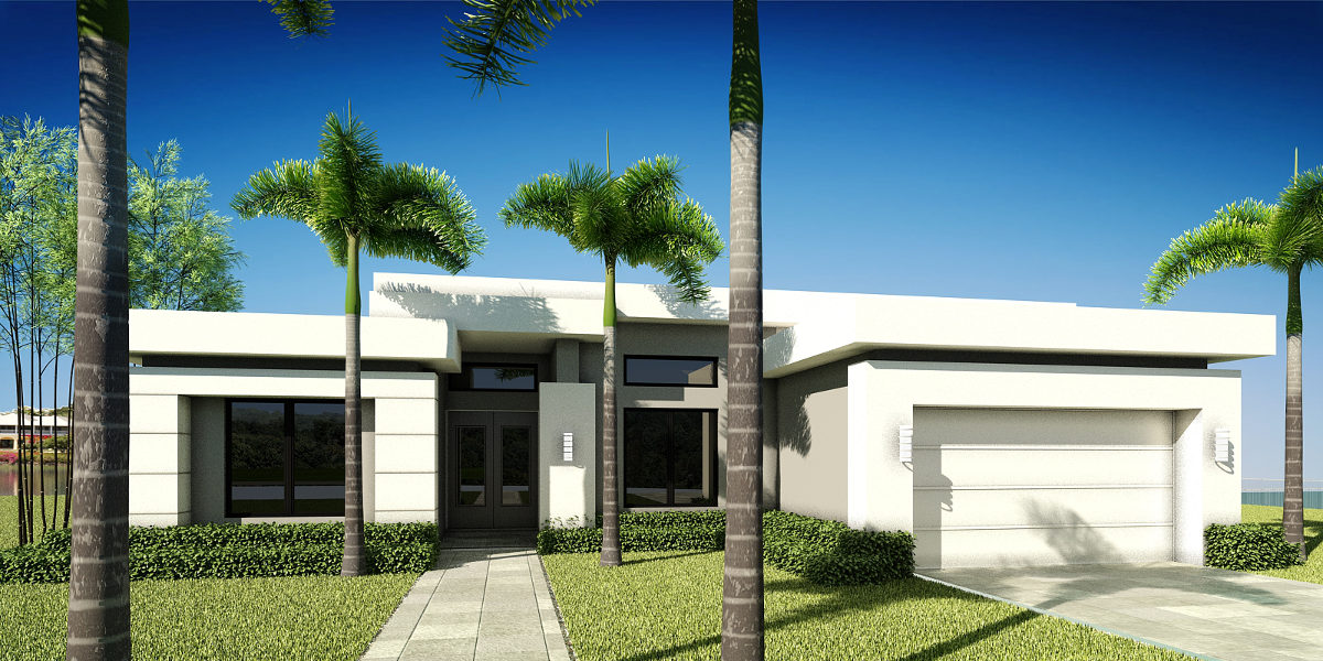 Simple elegance collection cape coral new home floor plans for Custom home plans florida