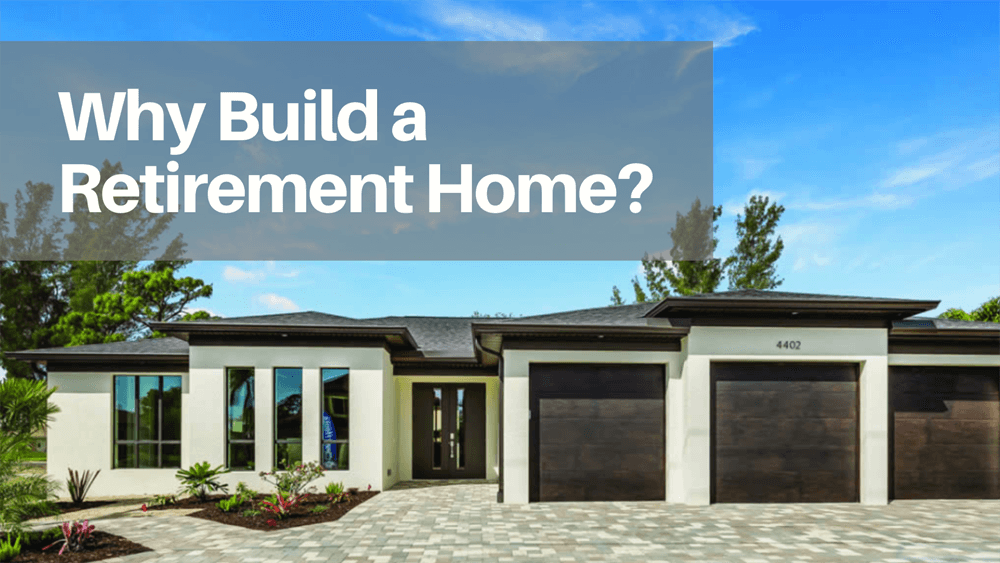 Building A Retirement Home