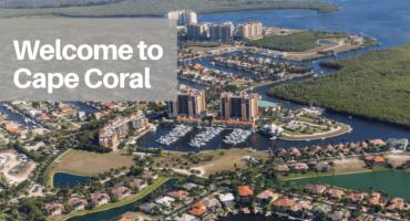 Move to Cape Coral SWFL